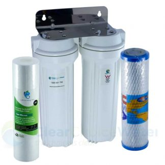 Omnipure Twin Undersink Water Filter